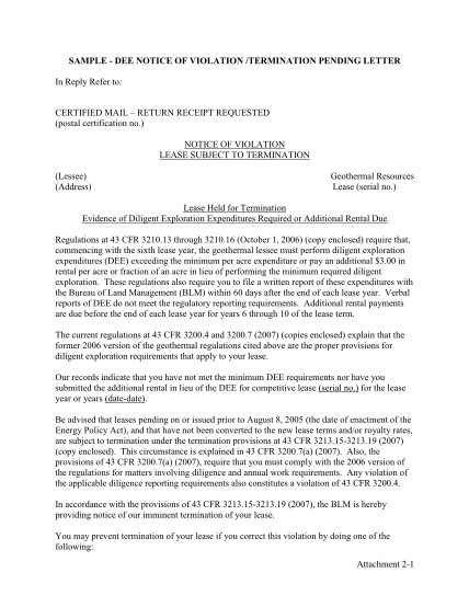 100268009-sample-dee-notice-of-violationtermination-pending-letter-blm