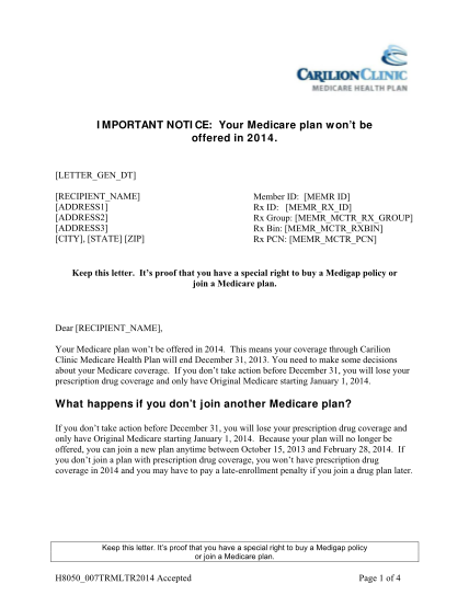 101869002-carilion-plan-termination-letter-carilion-clinic-medicare-health-plan