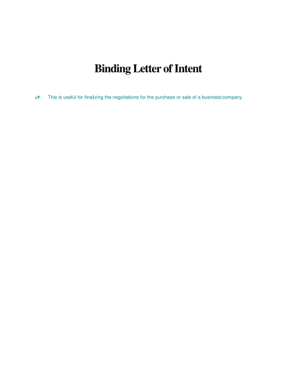 103254988-letter-of-intent-binding-this-is-a-sample-business-contract-for-establishing-the-terms-for-acquiring-a-business-or-its-assets