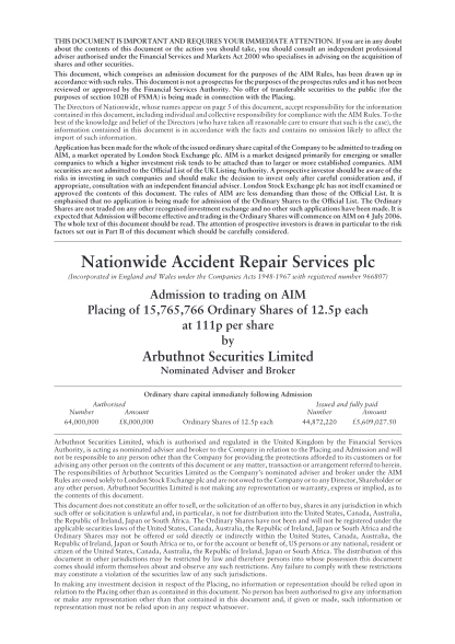 107190683-admission-document-29-june-2006-nationwide-corporate-corporate-nationwiderepairs-co
