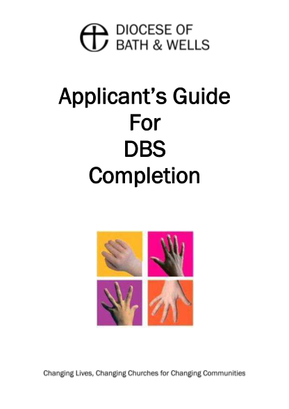 115136461-applicants-guide-for-dbs-completion-diocese-of-bath-and-wells-bathandwells-org