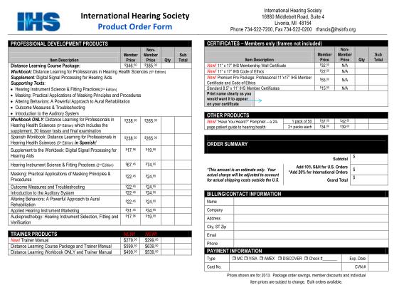115558606-international-hearing-society-product-order-bformb-ihsinfo