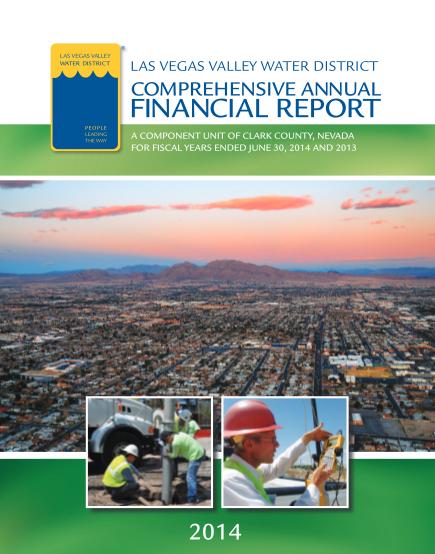 129540662-lvvwd-comprehensive-annual-financial-report-las-vegas
