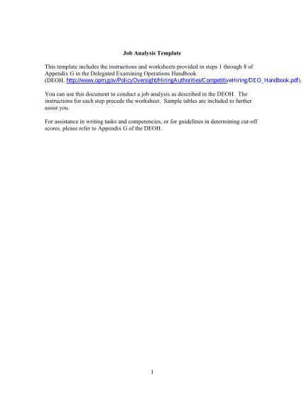 129825785-job-analysis-template-opm