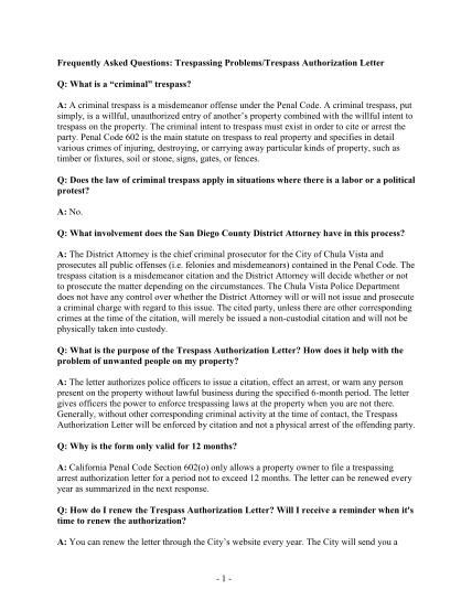 130027141-frequently-asked-questions-trespassing-problemstrespass-chulavistaca