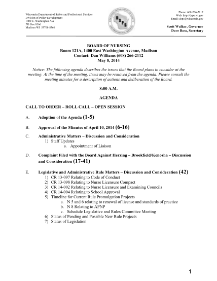 130076290-agenda-template-wisconsin-department-of-safety-and-dsps-wi