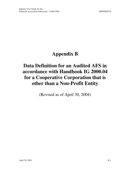 13466358-industry-user-guide-for-the-financial-assessment-subsystem-fass-fha-appendix-b-appendix-b-data-definition-for-an-audited-afs-in-accordance-with-handbook-ig-2000-hud