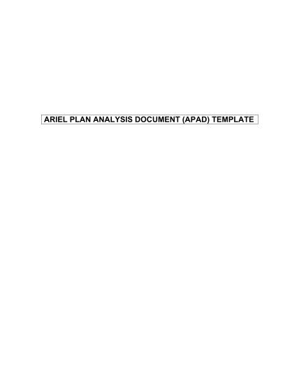 13667301-ariel-plan-analysis-document-apad-template-pbgc