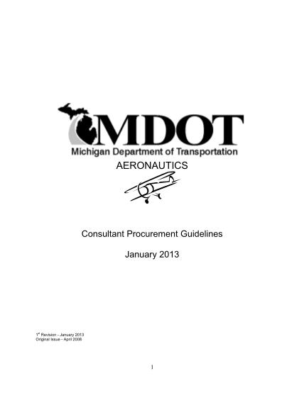 14316461-2008-consultant-procurement-guide-state-of-michigan-michigan