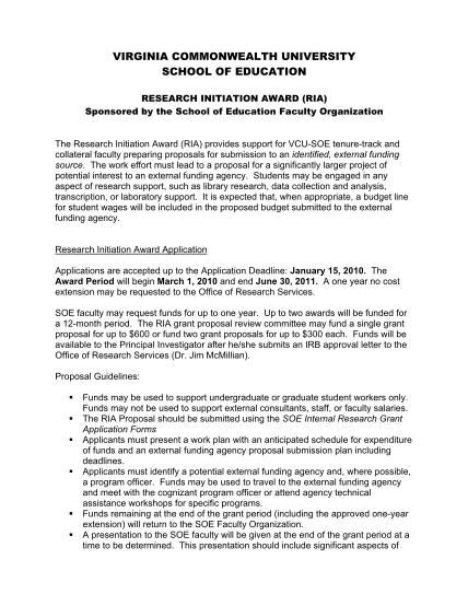 15367373-ria-guideline-document-vcu-school-of-education-virginia-soe-vcu