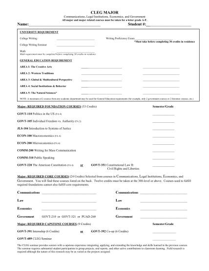 15634855-fillable-american-university-cleg-worksheet-form