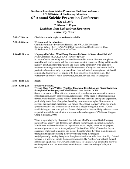 15973192-4th-annual-northwest-louisiana-suicide-prevention-coalition-conference-parental-approval-form-lsus