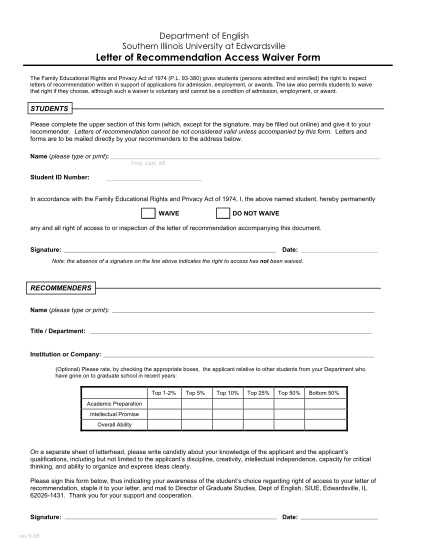 16232538-fillable-letter-of-recommendation-blank-form-siue