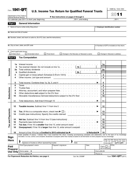 1649124-fillable-2011-form-1041-qft-2011