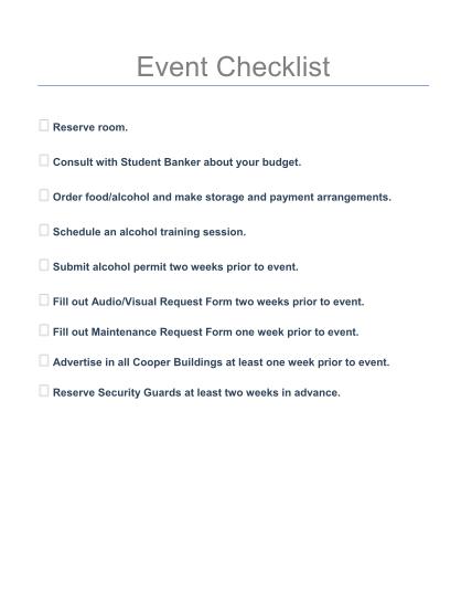 16913482-event-checklist-the-cooper-union-cooper
