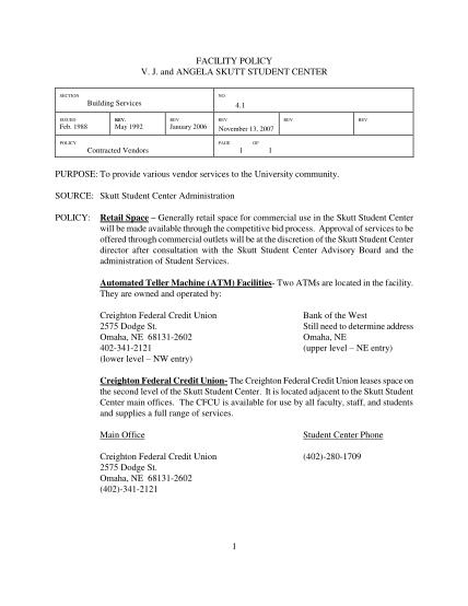 16919333-facility-policy-v-creighton