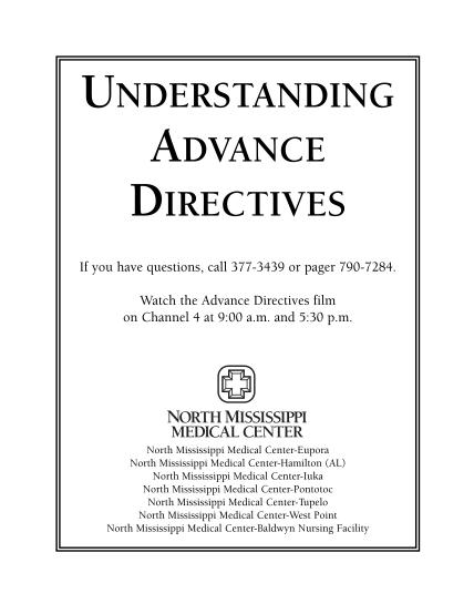 18495074-advancedirectivespdf-advance-directives-north-mississippi-health-services
