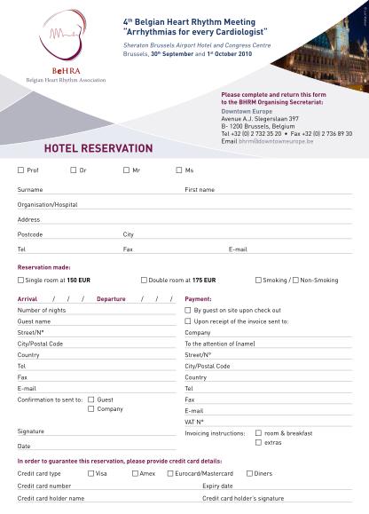 19087065-hotel-reservation-paper-form-behra