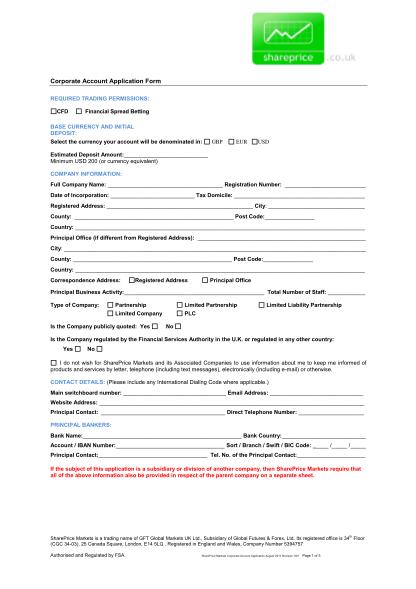 19760550-corporate-account-application-sharepricecouk