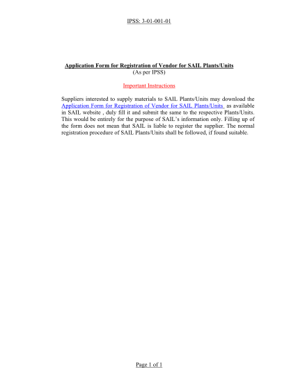 20483043-fillable-bhilai-steel-plant-vendor-registration-form