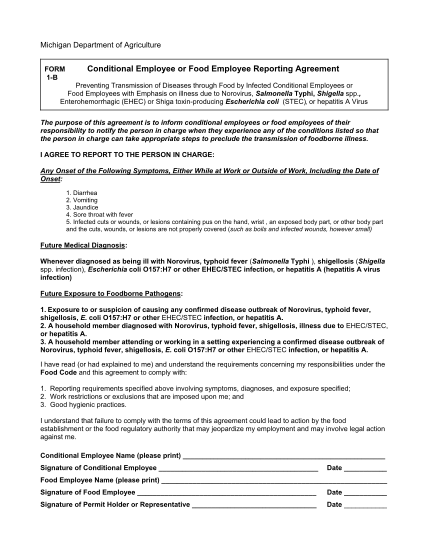 21522304-fillable-conditional-employee-or-food-employee-form-michigan