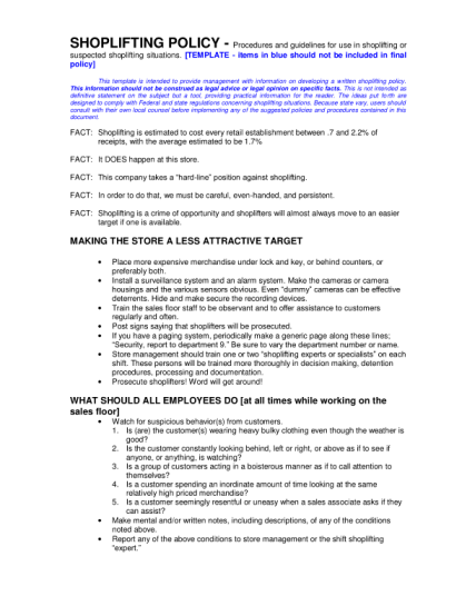 219235-fillable-shoplifting-report-template-form
