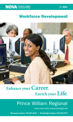 23641574-fall-2011-workforce-development-enhance-your-career-nvcc