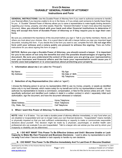 24435410-ag-dpoapdf-durable-general-power-of-attorney-instructions-and-form