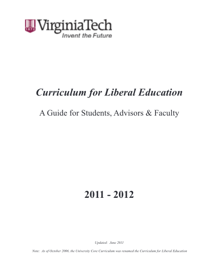 251321660-vt_cle_guide_11-12pdf-cle-guide-curriculum-for-liberal-education-virginia-tech-cle-prov-vt