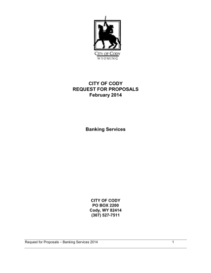 266085749-city-of-cody-request-for-proposals-february-2014-banking-cityofcody-wy