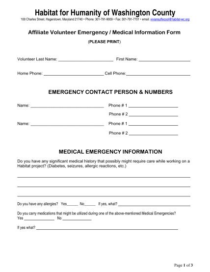 268326914-washingtonmd_waiverpdf-affiliate-volunteer-emergency-medical-information-form
