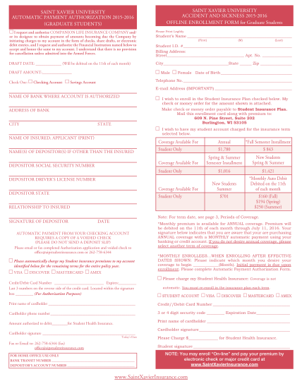 268772053-saint-xavier-university-automatic-payment-authorization