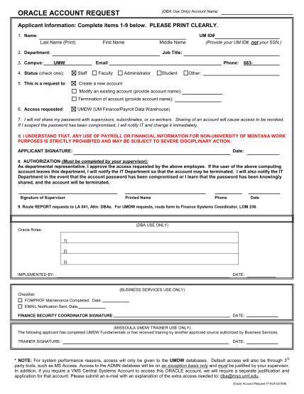 27009102-umdw-account-request-form-my-umwestern