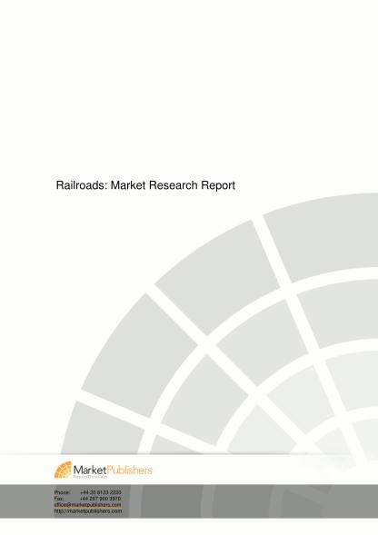 270332776-railroads-market-research-report