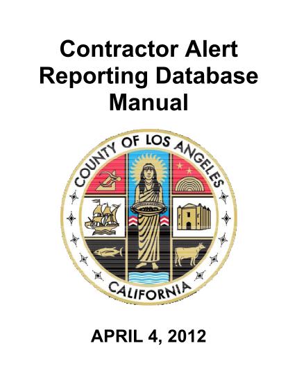 271922894-contractor-alert-reporting-database-manual-dcfs