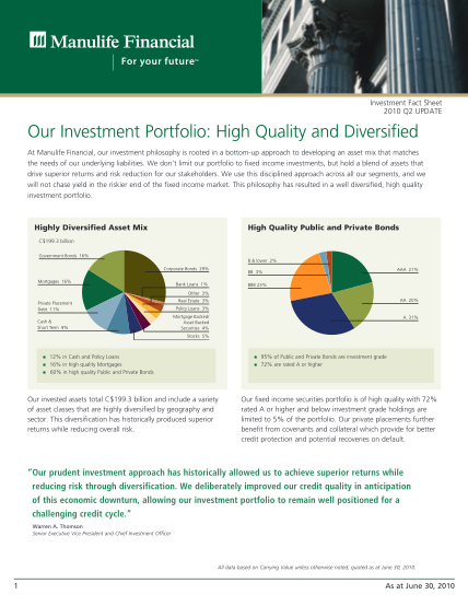 27341-investmentfacts-heet-our-investment-portfolio-high-quality-and-diversified-john-hancock-insurance-forms-and-applications
