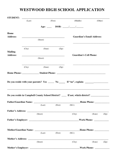 28225433-fillable-westwood-gillette-application-essay-example-form