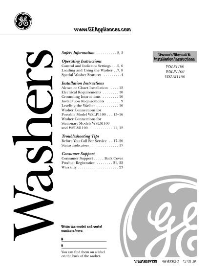290082389-49-90063-2-ge-washers-omii-models-wsls11002