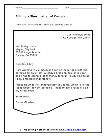292089463-short-complaint-letter