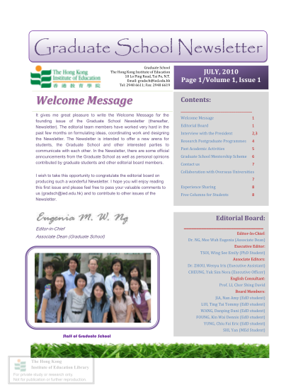 300237285-graduate-school-newsletter-hong-kong-institute-of-education-libdr1-ied-edu