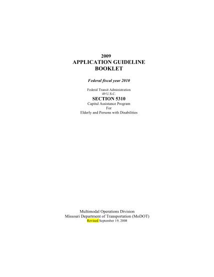 30116984-application-guideline-booklet-missouri-department-of-transportation-modot