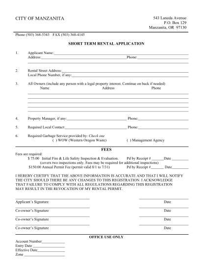 30407599-short-term-rental-application-form-ci-manzanita-or