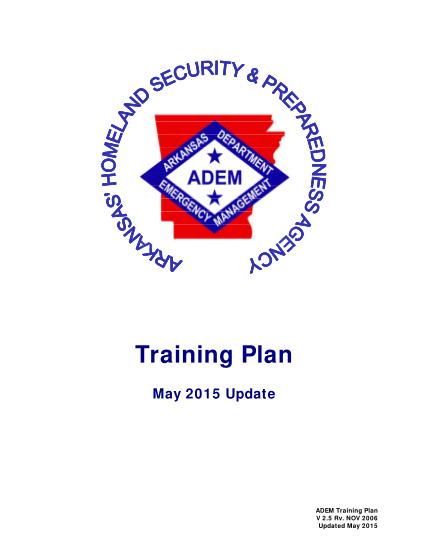 309610258-adem-training-plan-adem-arkansas
