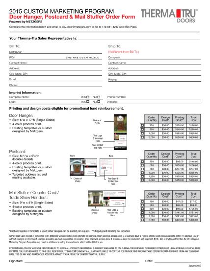 314695754-2015-custom-marketing-program-door-hanger-postcard-mail