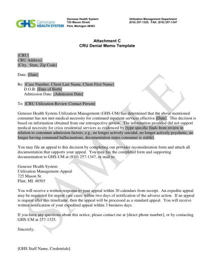 316671132-attachment-c-cru-denial-memo-template-gencmhorg