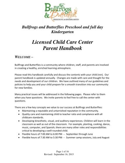 319119940-2015-parent-handbookpdf-2015-parent-handbook-bullfrogs-and-butterflies-preschool