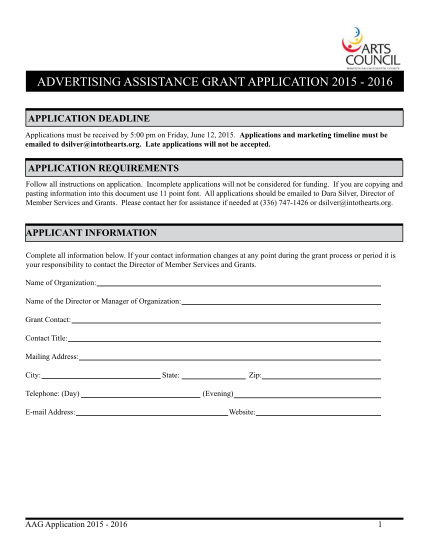 321370013-advertising-assistance-grant-application-2015-2016-intothearts