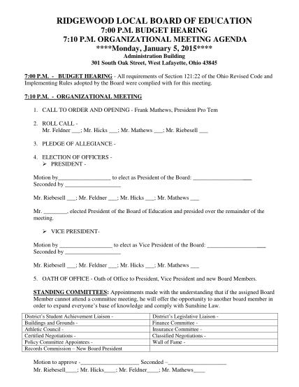 331792596-ridgewood-local-board-of-education-700-pm-budget-hearing-ridgewood-k12-oh