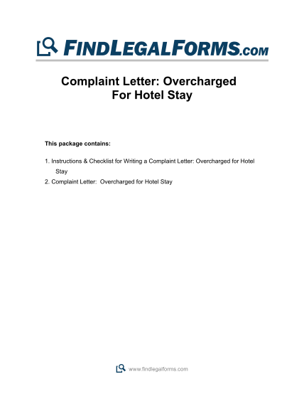 34120042-fillable-letter-complaint-overcharged-hotel-form