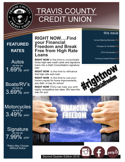 345125040-current-newsletter-travis-county-credit-union